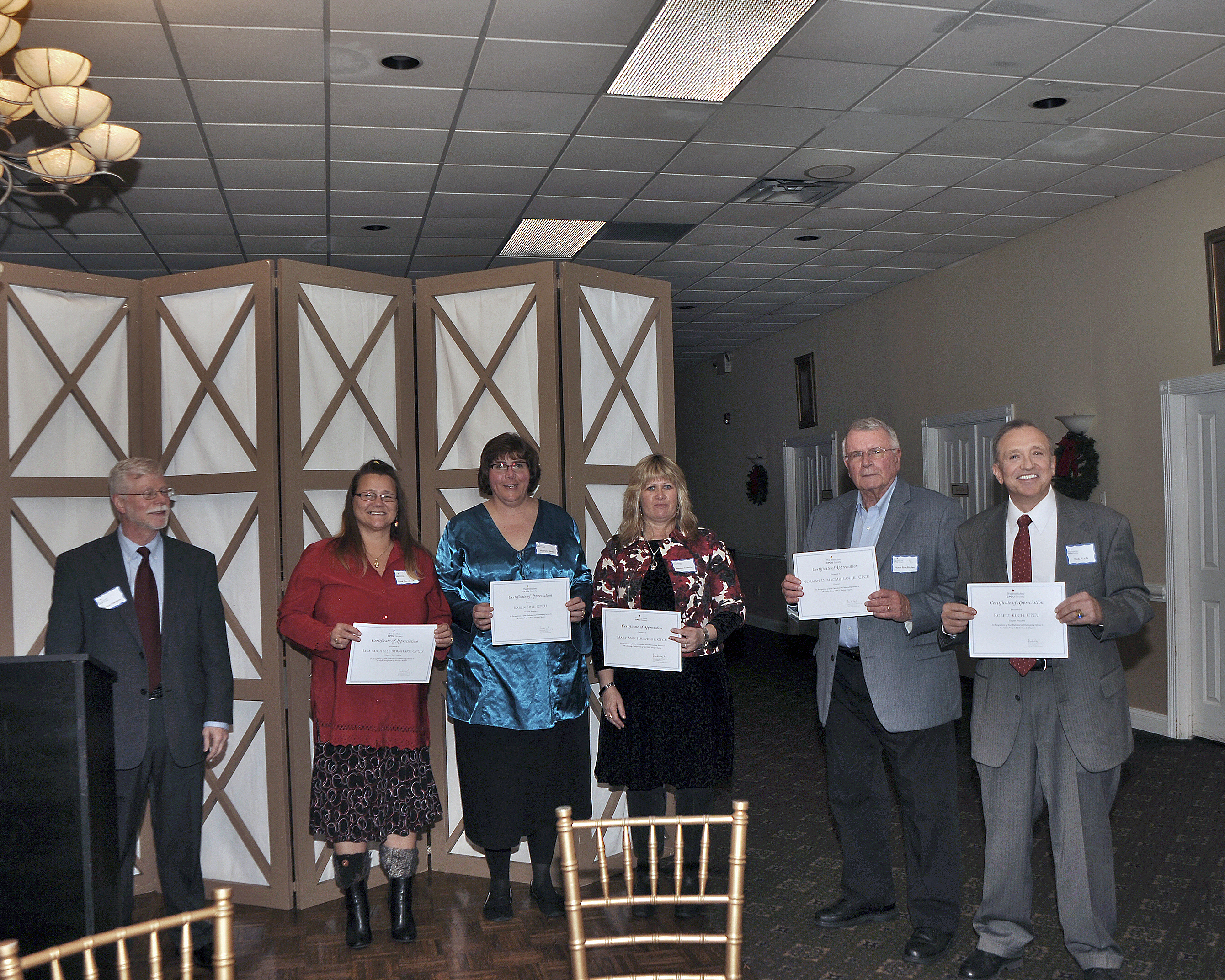 2016 Annual Business Meeting And Social Valley Forge Cpcu Society