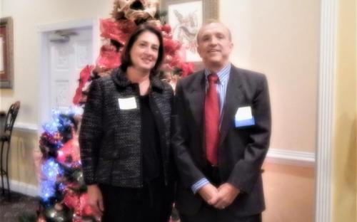 Valley Forge CPCU Chapter 2018 Annual Meeting - Robert Kuch, Sharon Koches