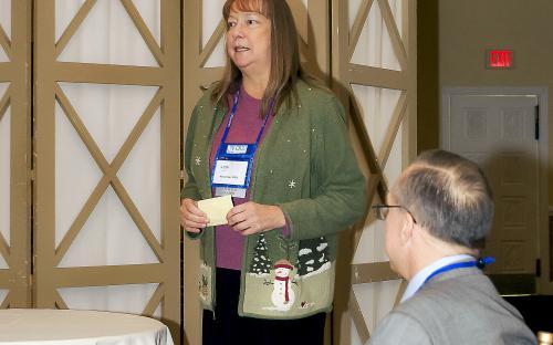 Nancy Yoder, CPCU, Education Committee report